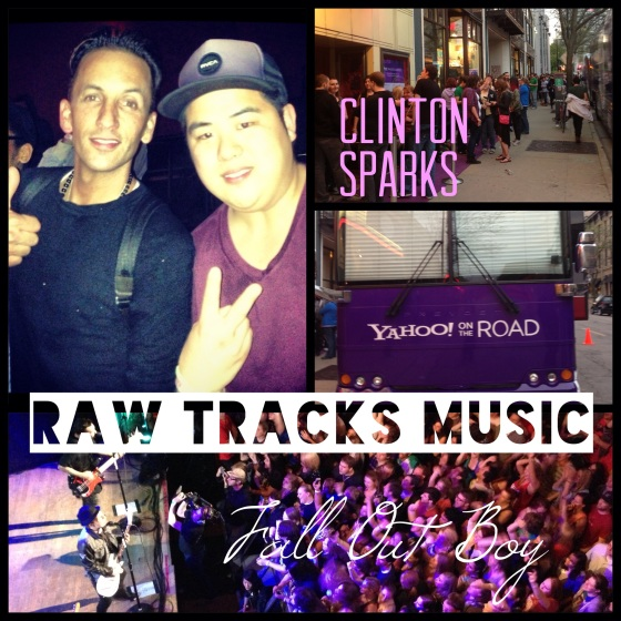 Raw Tracks Music | Clinton Sparks | Fall Out Boy |